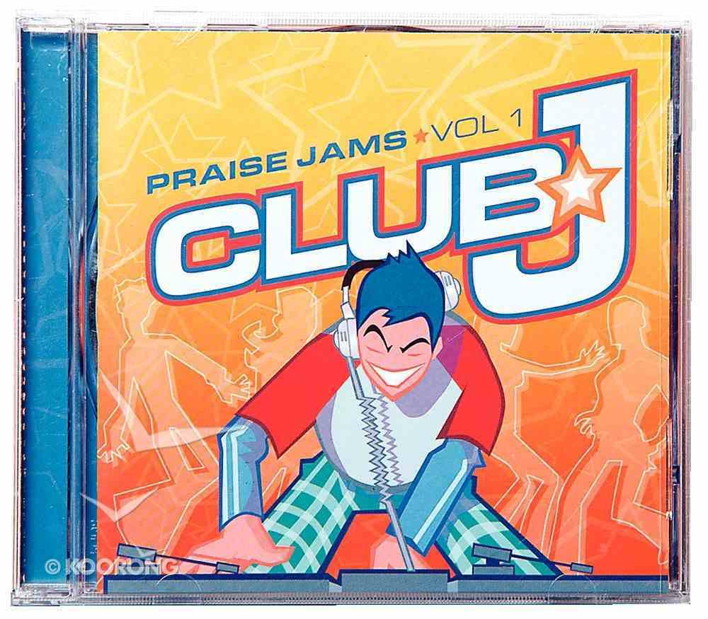 Praise Jams Volume 1 CD