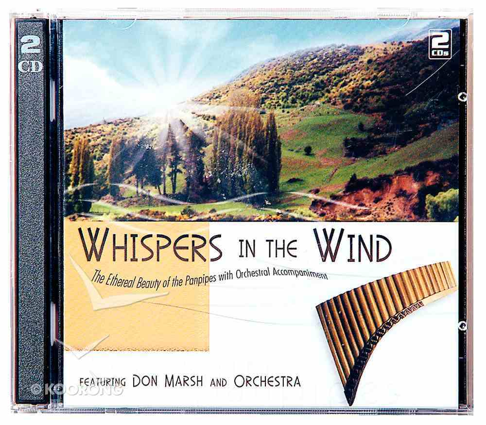 Whispers in the Wind (Double Cd) CD
