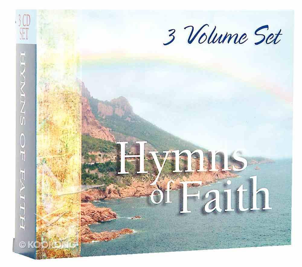 Hymns of Faith (3 Cd Set) Pack