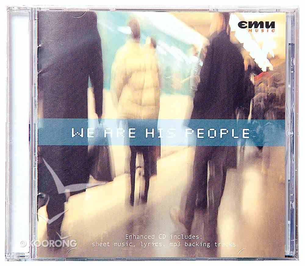 We Are His People CD