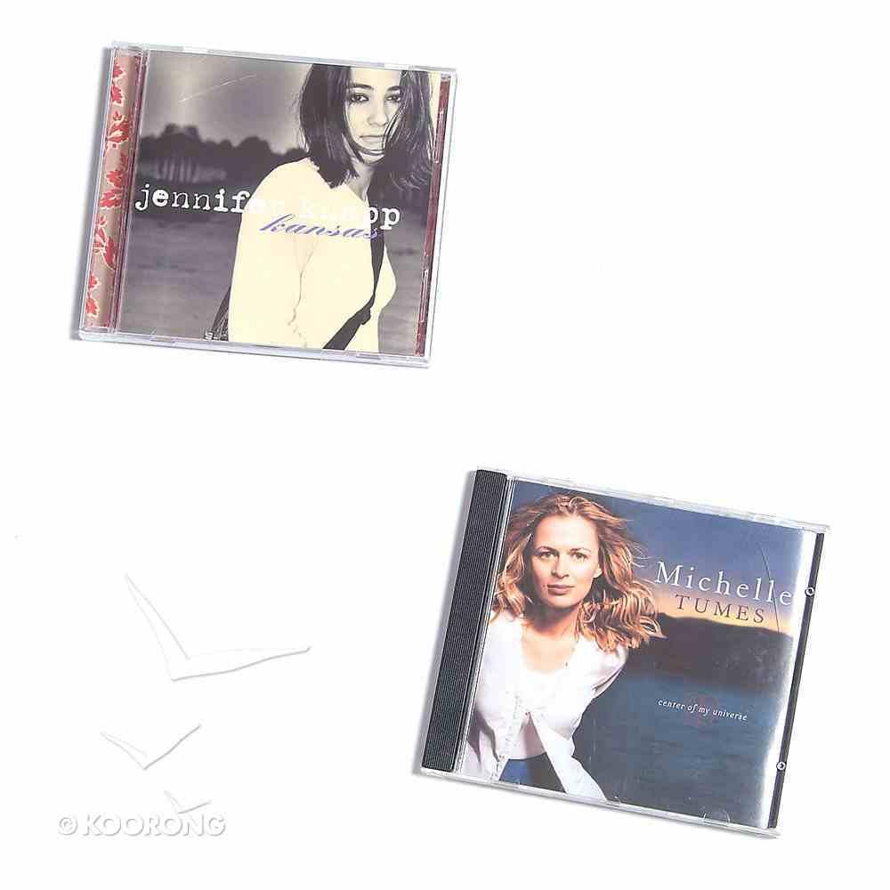 Centre of My Universe/ Kansas Pack CD