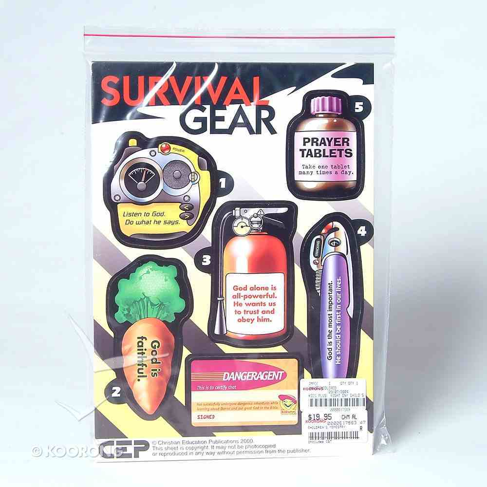 Right On! Child's Survival Gear (Kids Plus Series) Pack
