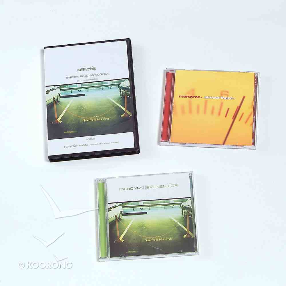Mercyme Pack CD