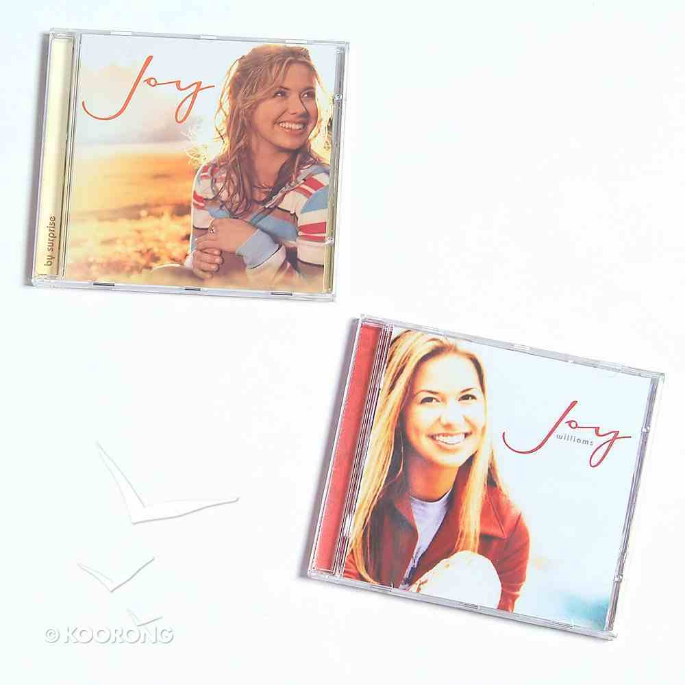 By Surprise & Joy Williams Pack CD