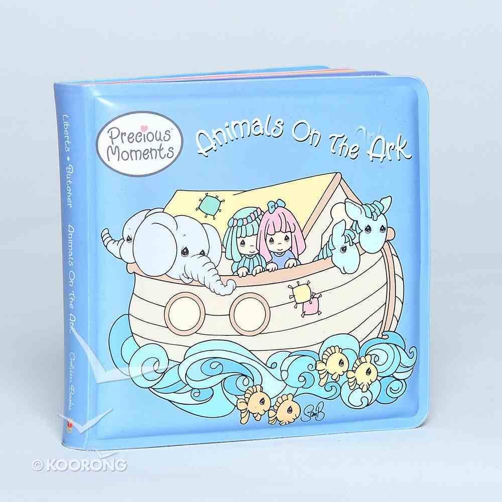 Bath Book: Animals on the Ark Novelty Book
