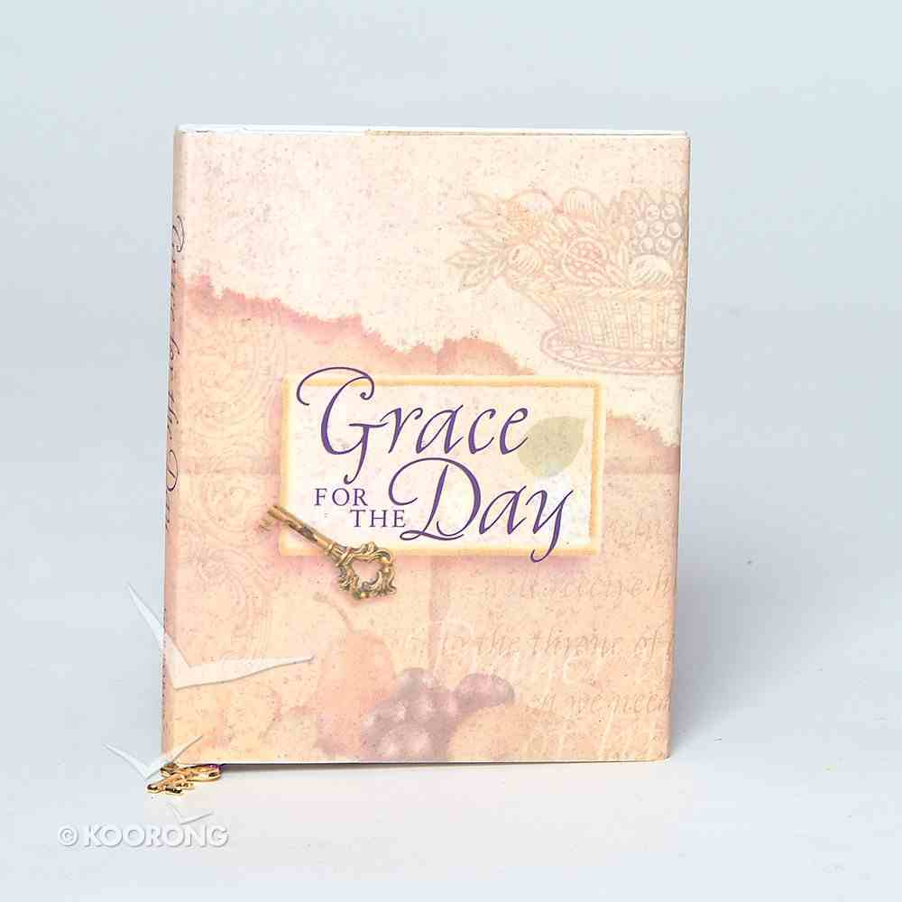 Grace For the Day Mini Book Hardback
