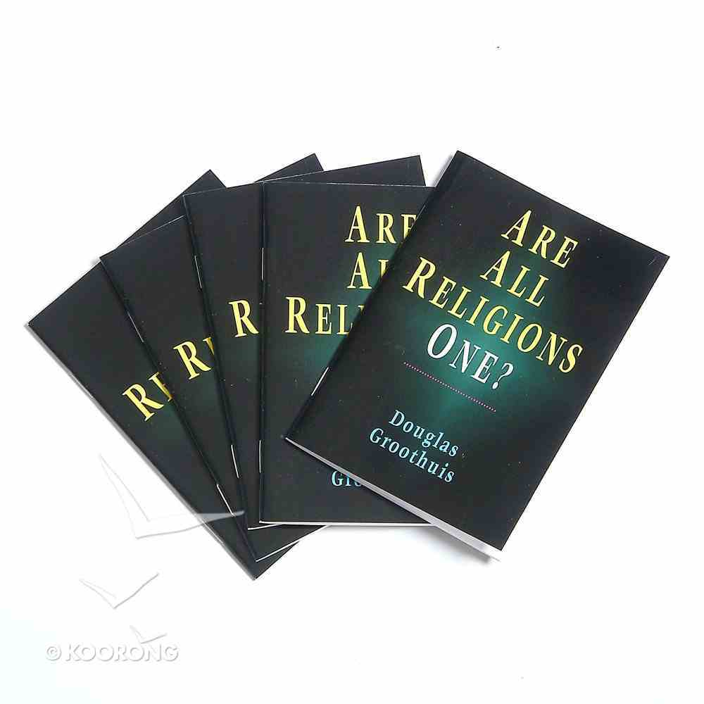 Are All Religions One (5 Pack) Booklet