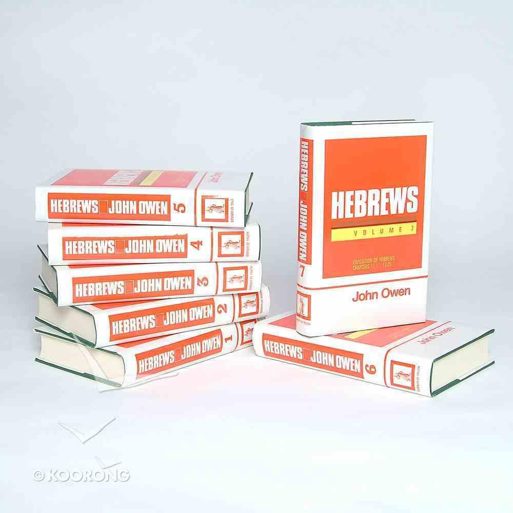 Hebrews (7 Vol Set) Hardback