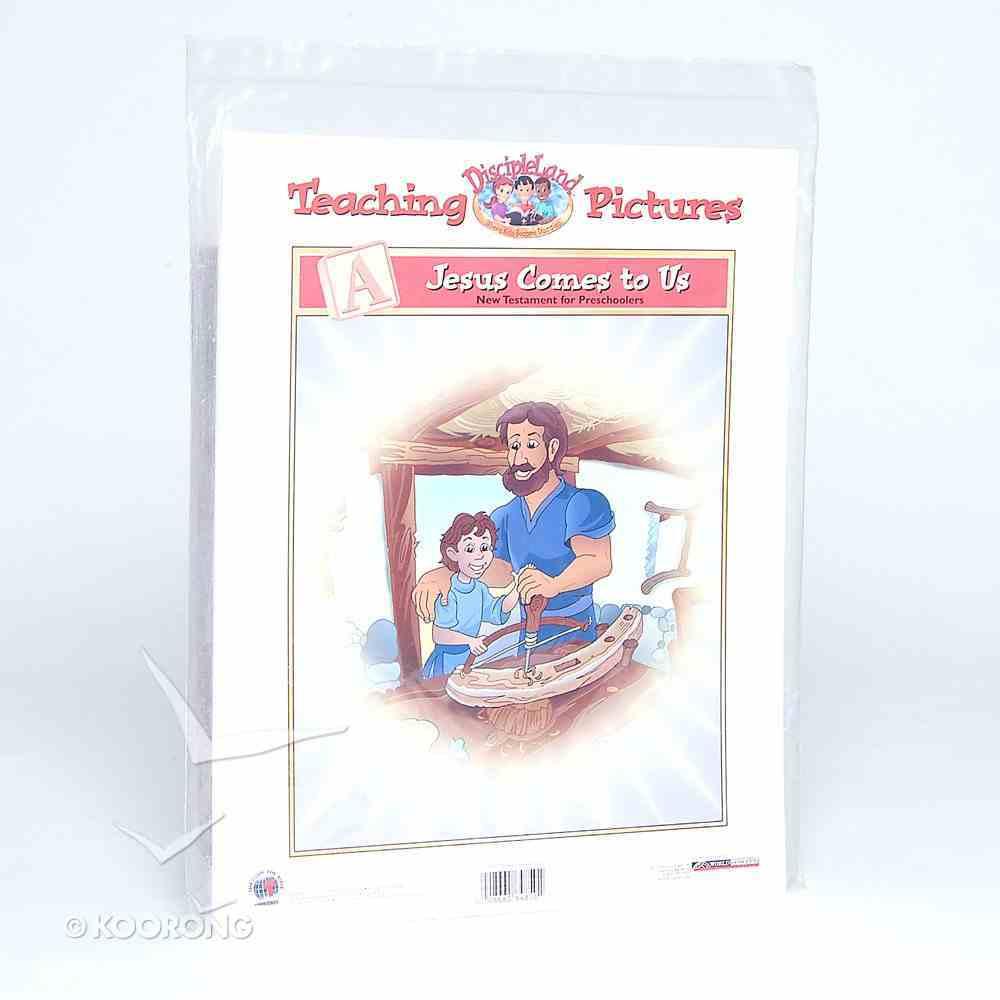Dlc Preschool: NT, Unit a (Pictures) (Discipleland Preschool, Ages 3-5 Series) Pack