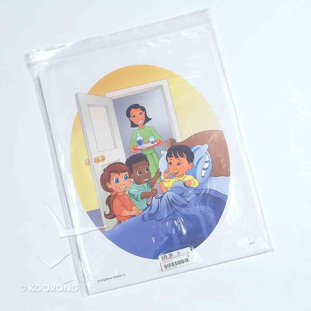 Dlc Preschool: NT, Unit C (Pictures) (Discipleland Preschool, Ages 3-5 Series) Pack