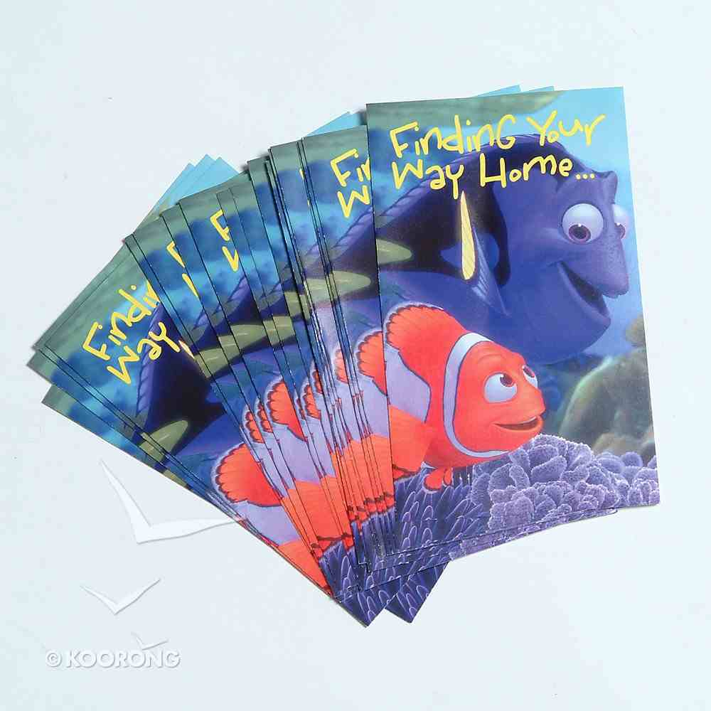 Finding Your Way Home (20 Pack) Booklet