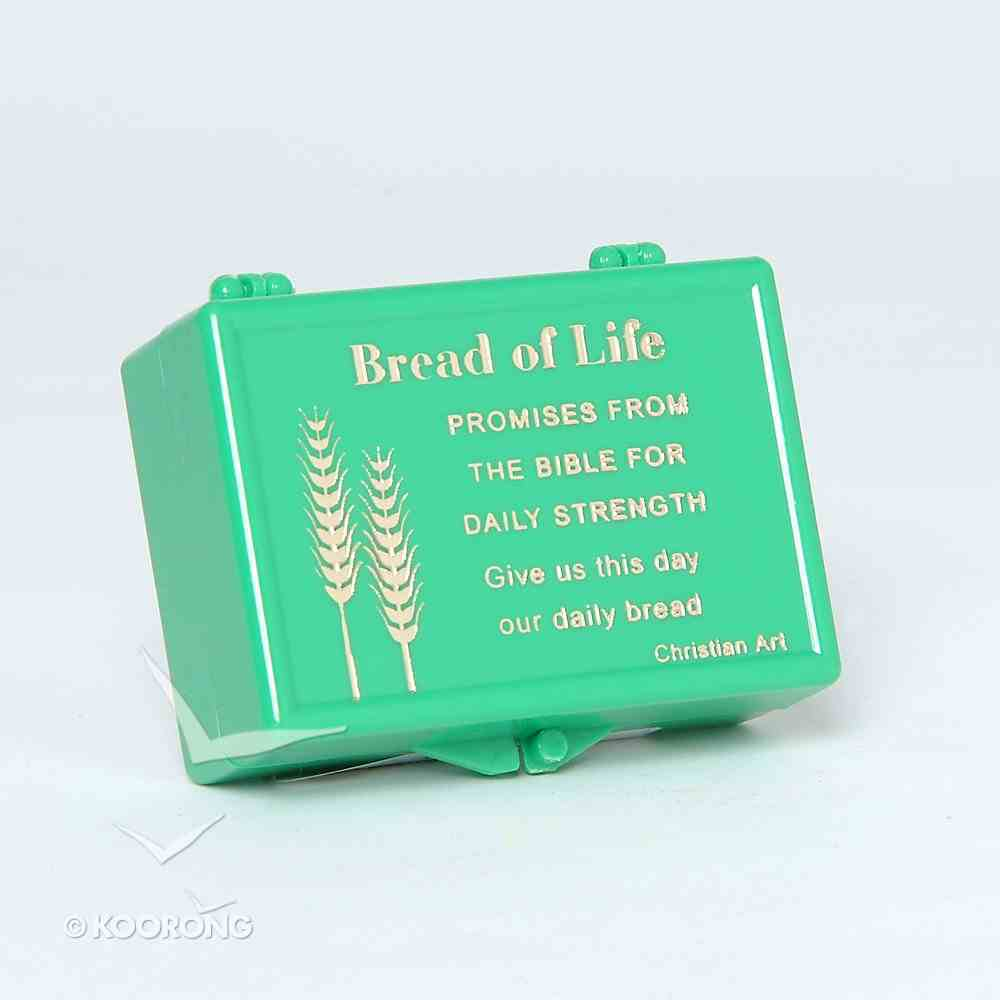 Scripture Promise Box: 4 Assorted Colours General Gift