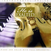 Album Image for He is Exalted (Instrumental Praise Series) - DISC 1