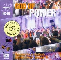 Album Image for Rcm Volume E: Supplement 32 God of Power (Split Trax) (915-928) - DISC 1