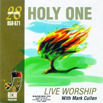 Album Image for Rcm Volume E: Supplement 28 Holy One (Split Trax) (858-871) - DISC 1