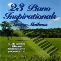 Album Image for 23 Piano Inspirationals - DISC 1