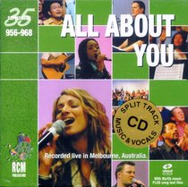 Album Image for Rcm Volume F: Supplement 35 All About You (Split Trax) (956-968) - DISC 1
