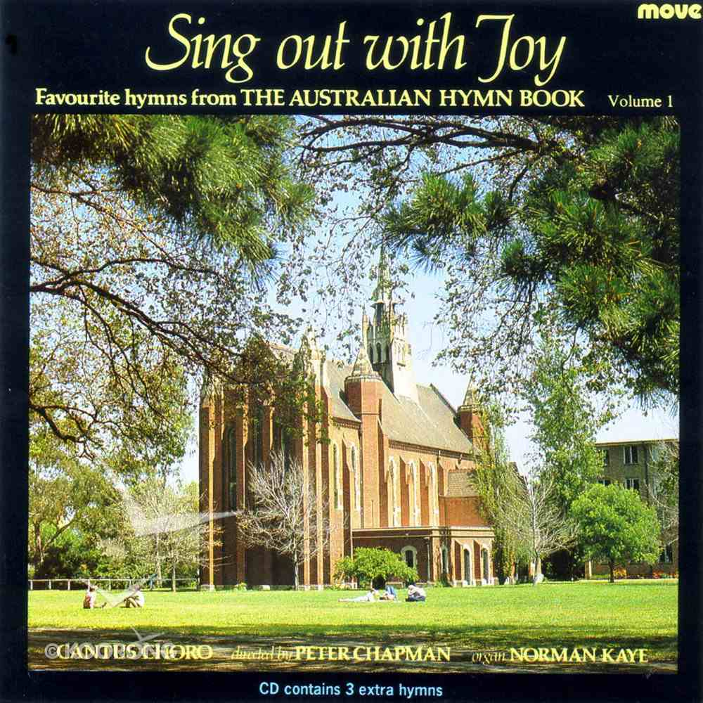 Sing Out With Joy Volume 1 CD