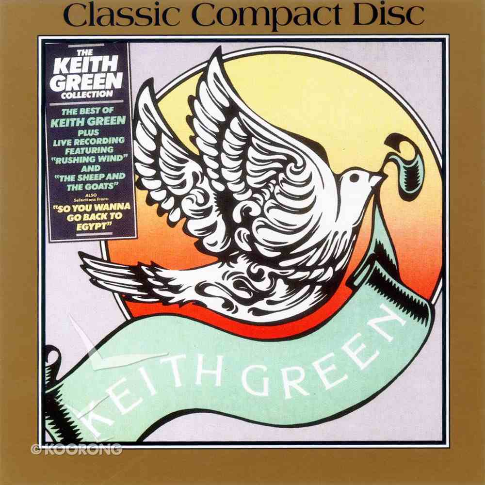Keith Green Collection CD