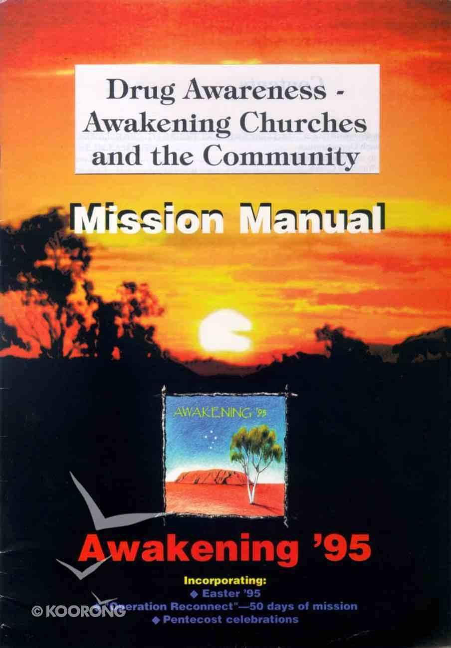 Drug Awareness Christian Response Paperback