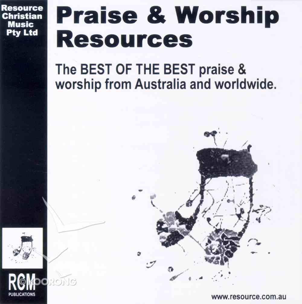 Rcm Volume D: Supplement 21 Joy in My Heart (748-763) CD
