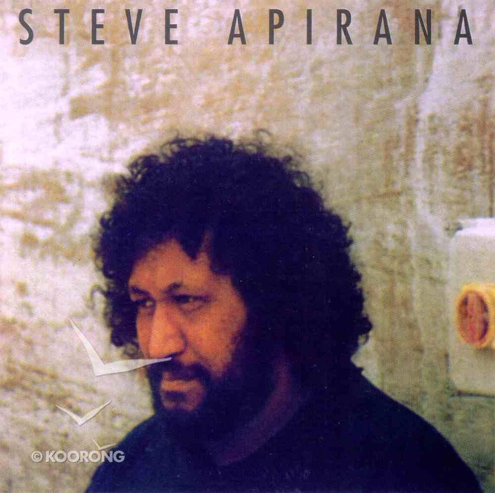 Steve Apirana CD