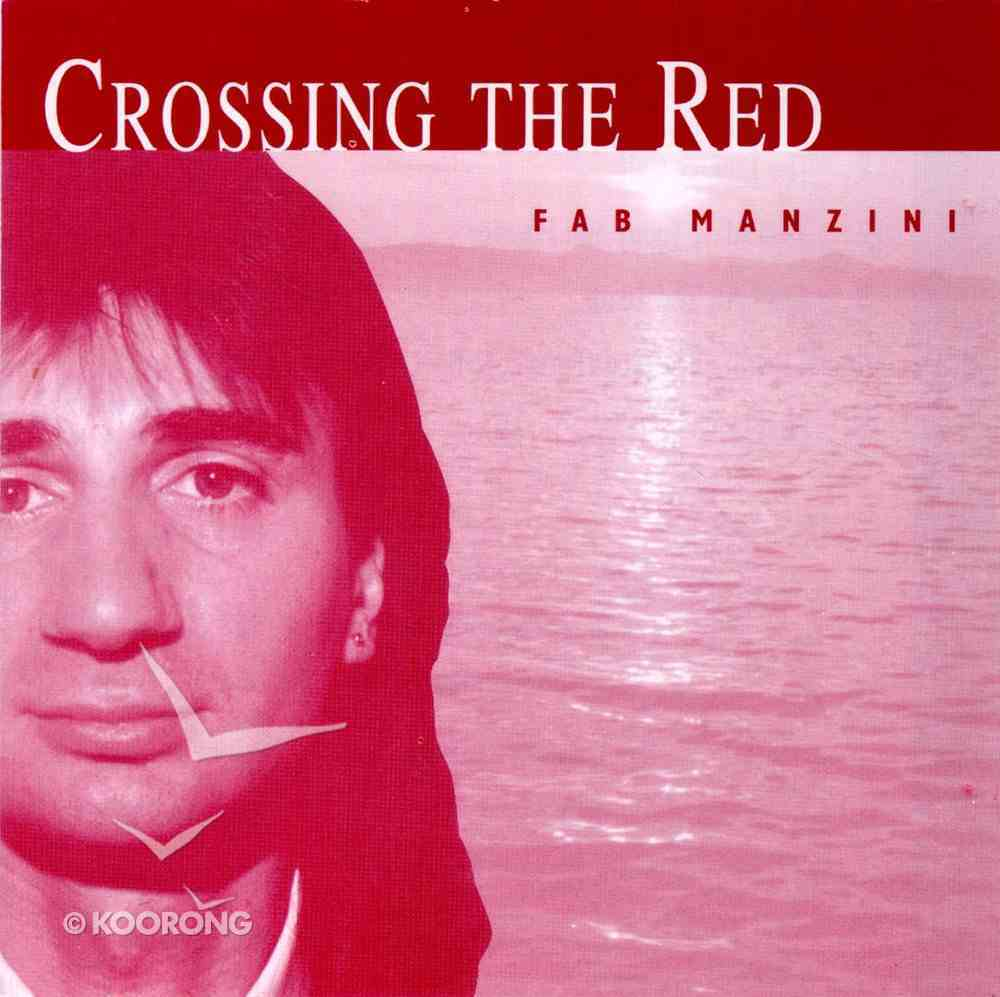 Crossing the Red CD