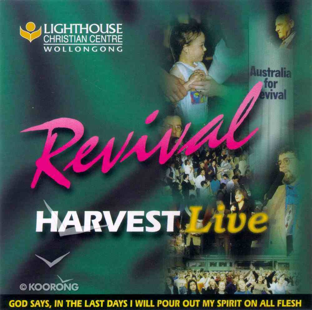 Revival Harvest Live CD