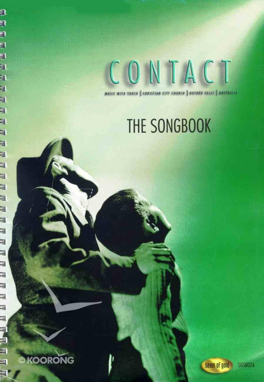 Contact (Music Book) Spiral