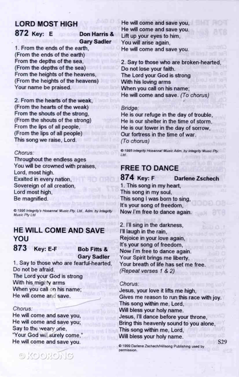 Rcm Supp 29 Words Book Paperback