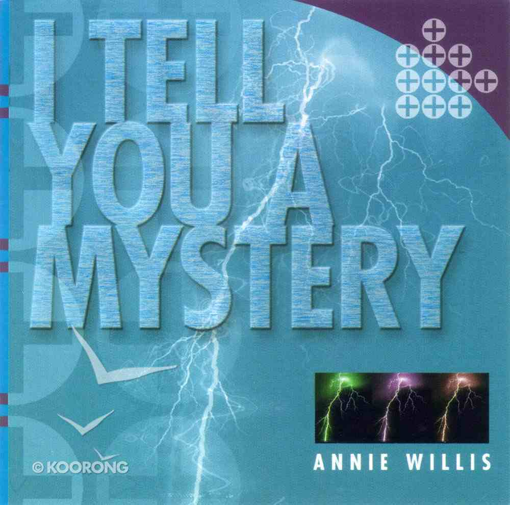 I Tell You a Mystery CD