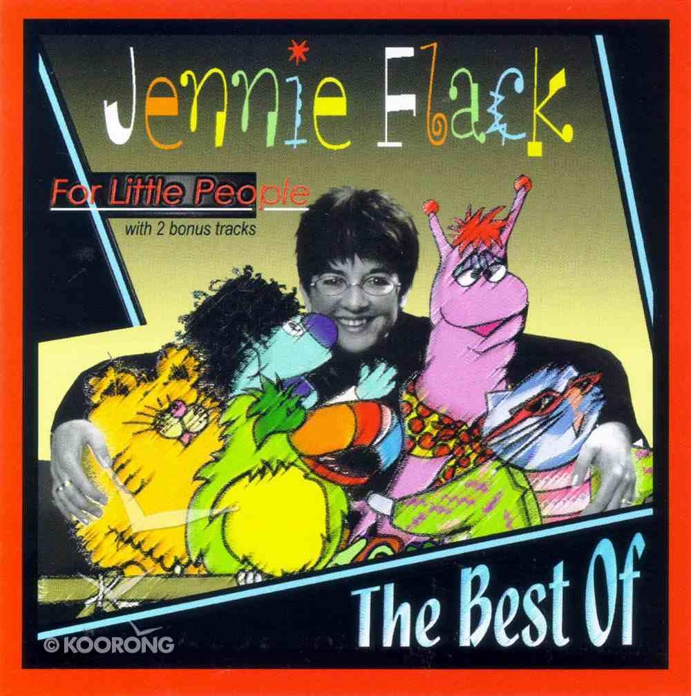 The Best of Jennie Flack CD