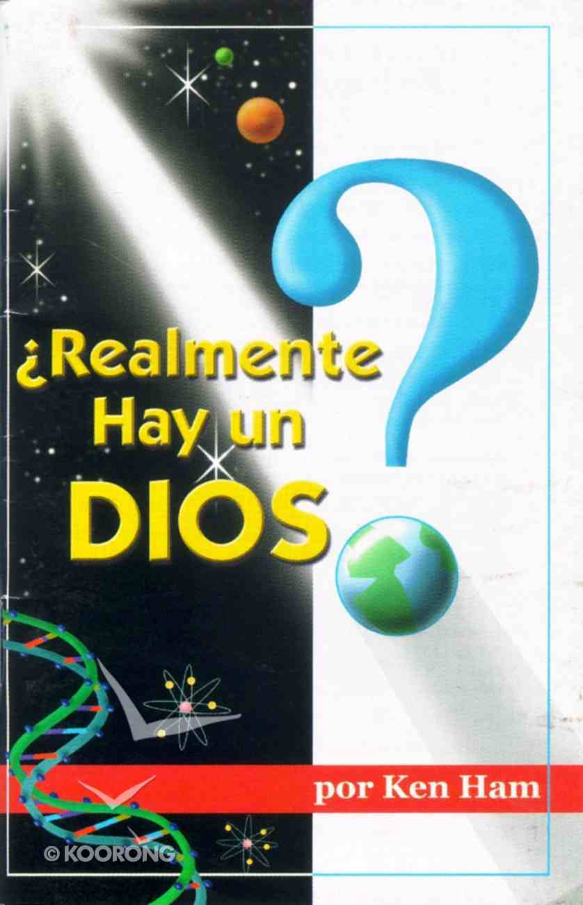 Realmente Hay Un Dios (Is There Really A God?) Paperback