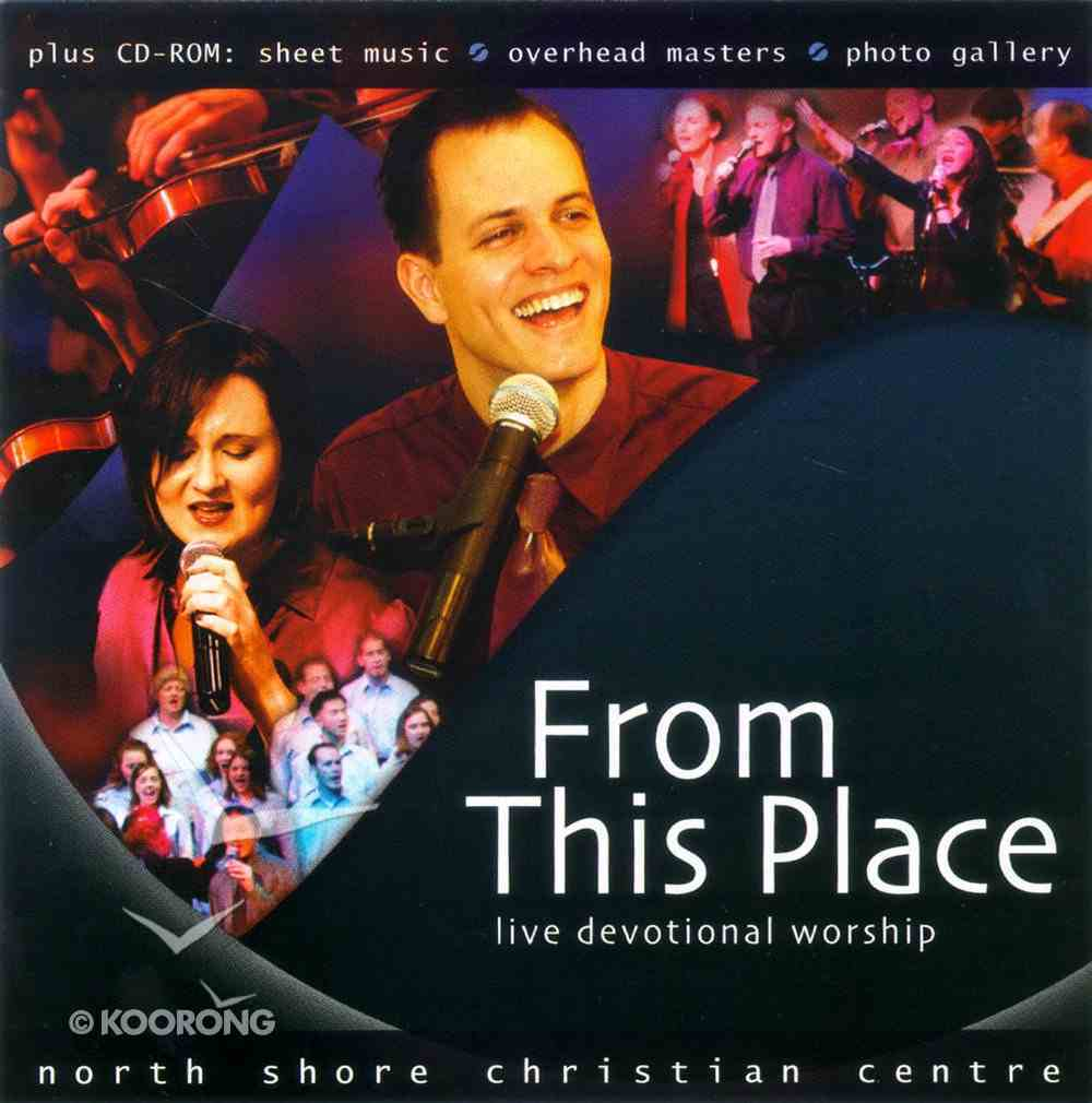 From This Place (Including Cdrom) CD