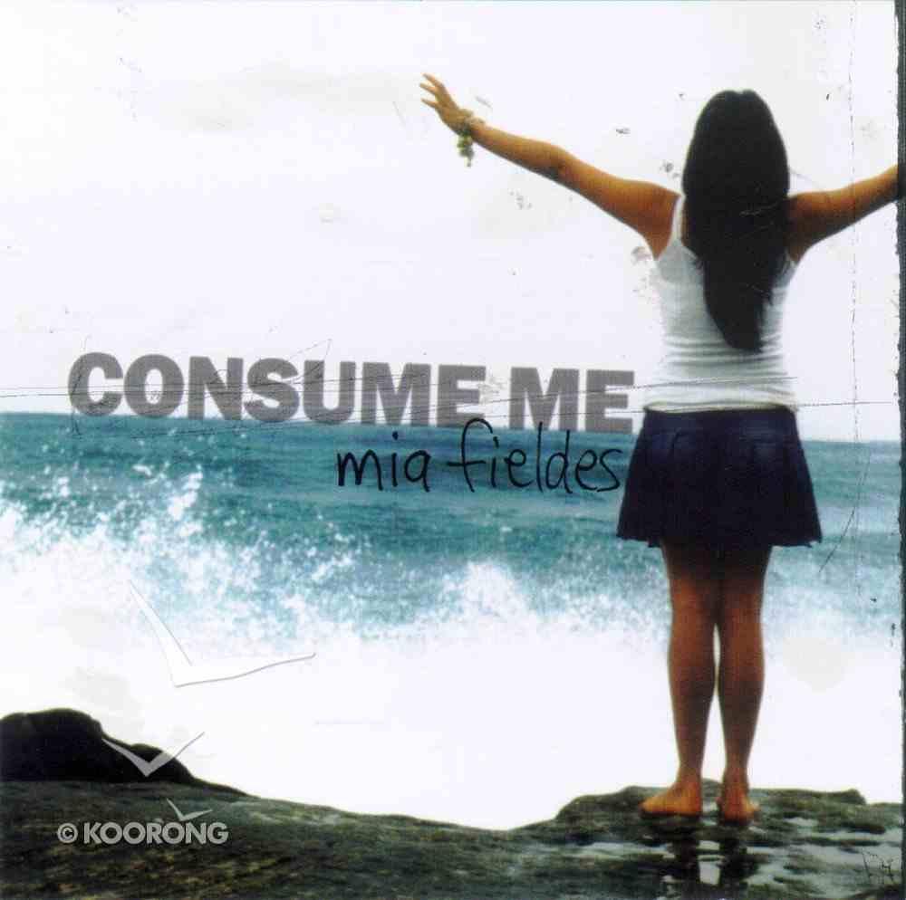 Consume Me CD