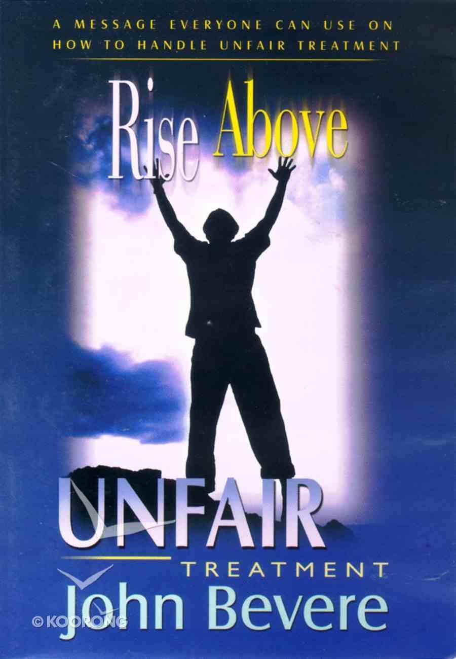 Rise Above Unfair Treatment DVD
