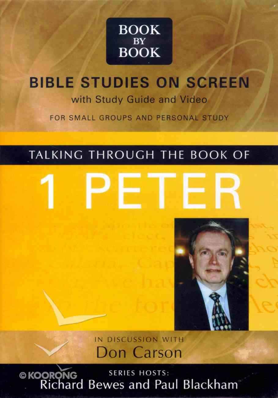 Talking Through the Book of 1 Peter (Book By Book Series) Video