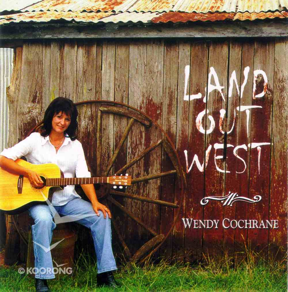 Land Out West CD