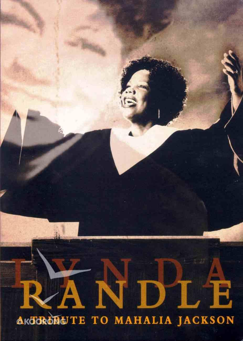 A Tribute to Mahalia Jackson DVD