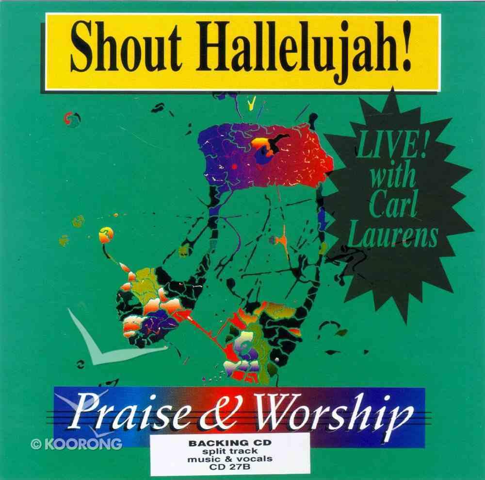 Rcm Volume D: Supplement 27 Shout Hallelujah (Split Trax) (844-857) CD