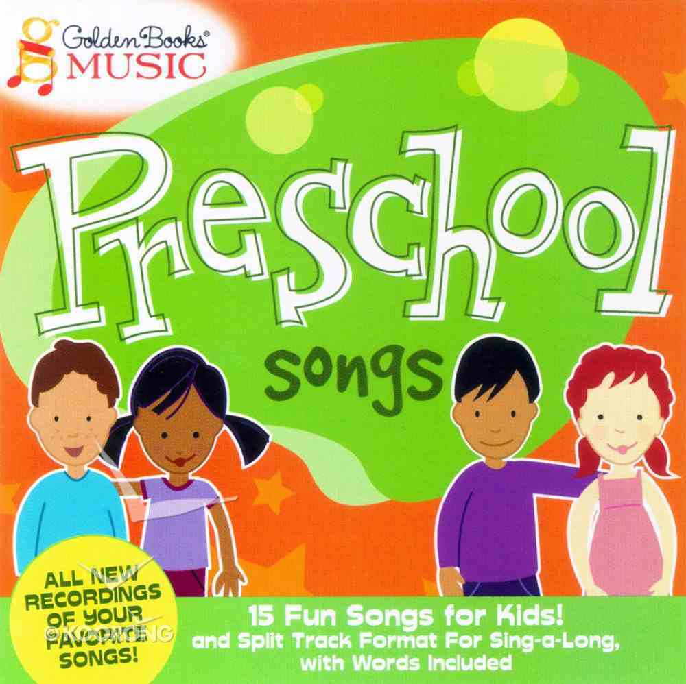 Preschool Songs CD