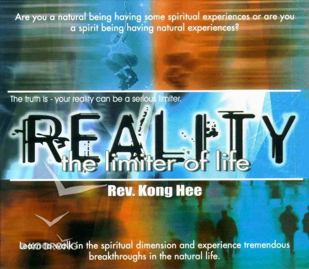 Reality: The Limiter of Life CD