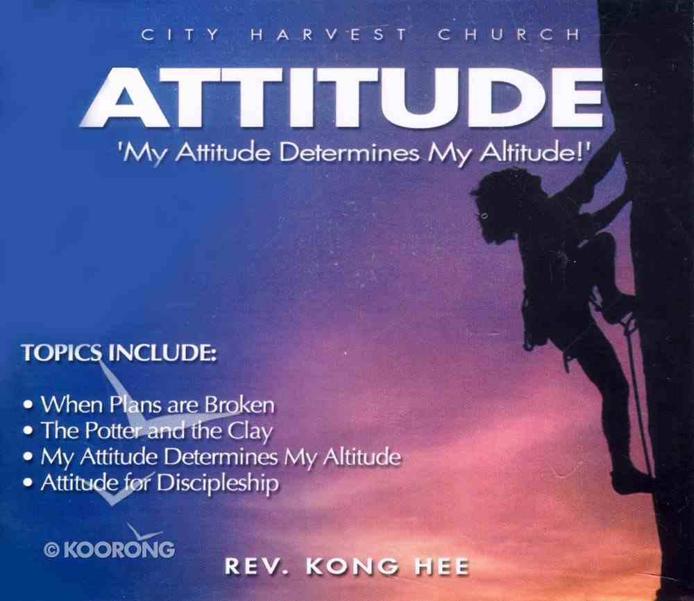 Attitide: My Attitude Determines My Altitude CD