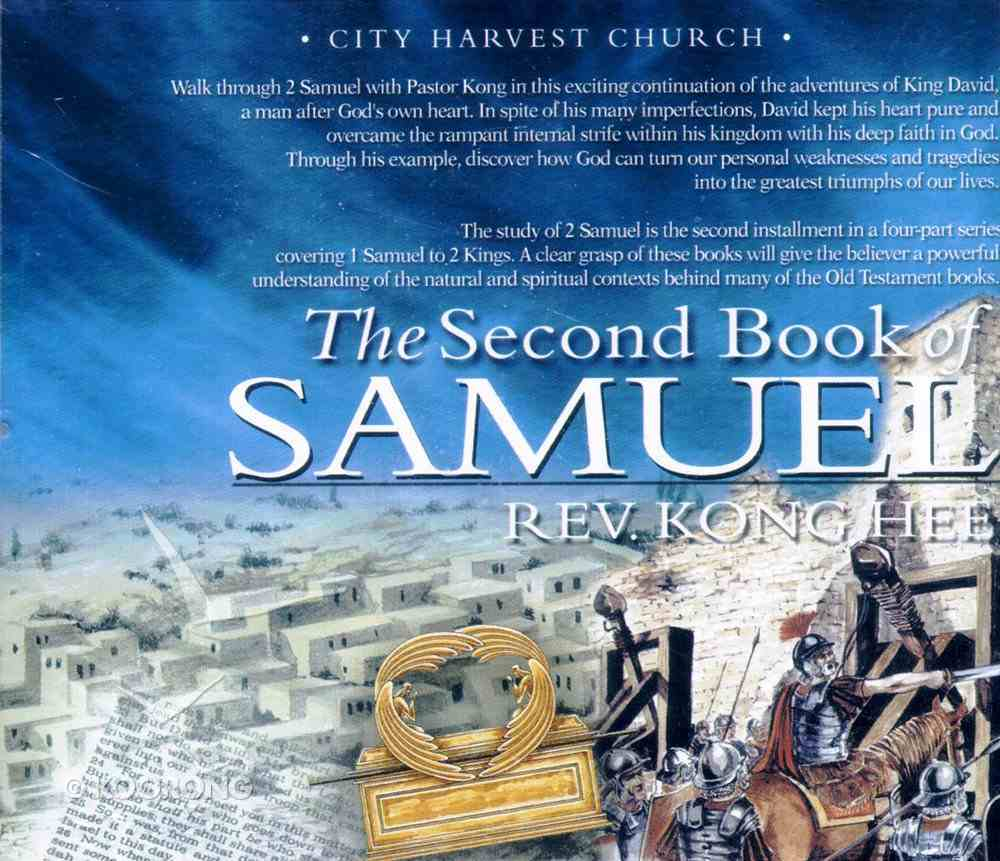 The Second Book of Samuel CD