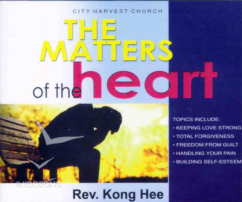 The Matters of the Heart CD