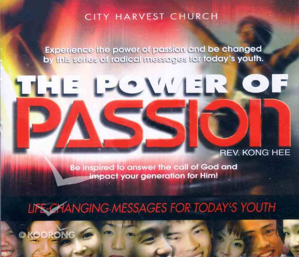 The Power of Passion CD
