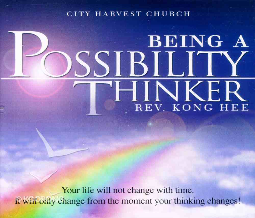 Being a Possibility Thinker CD