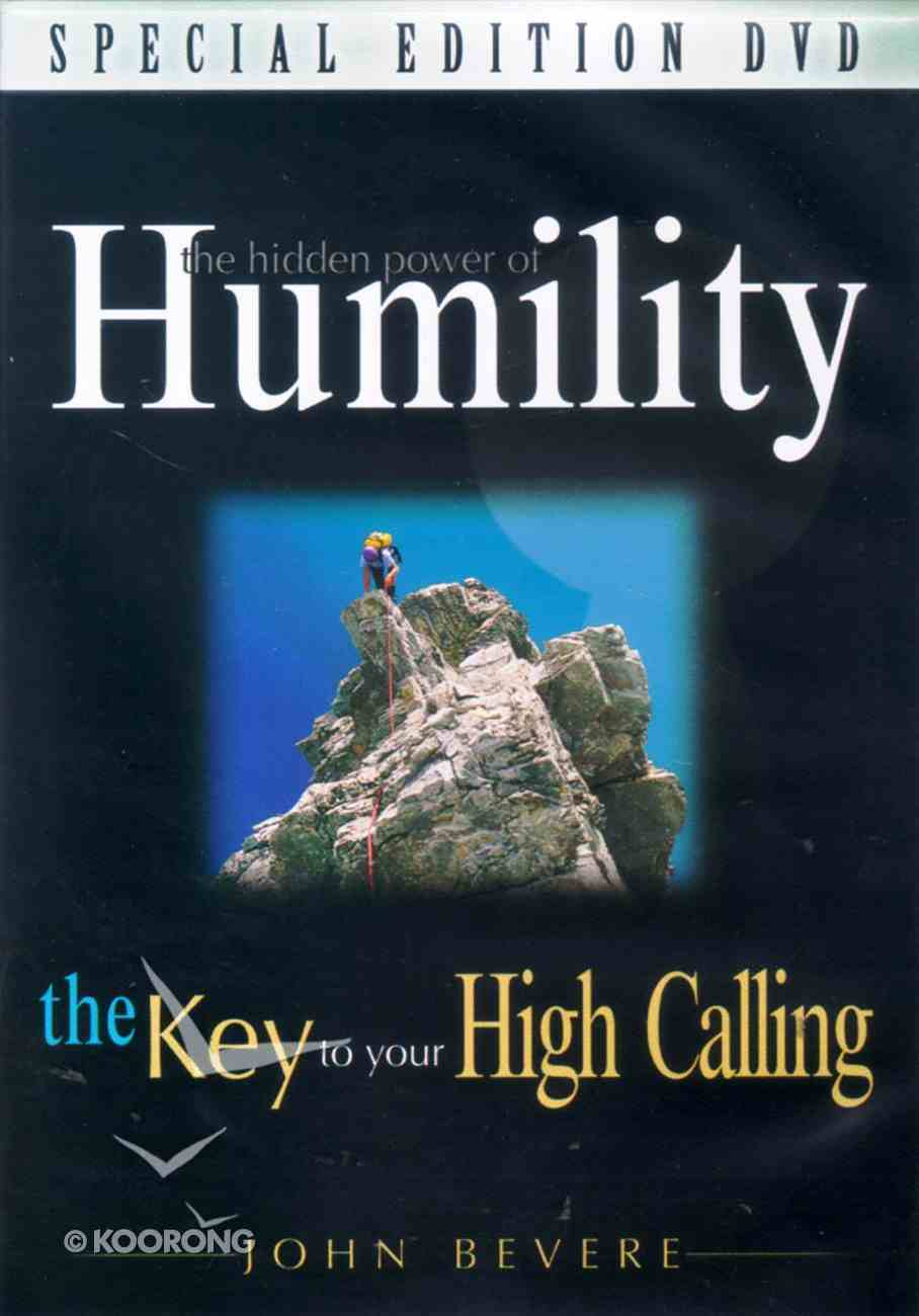 The Hidden Power of Humility (2 Set) DVD