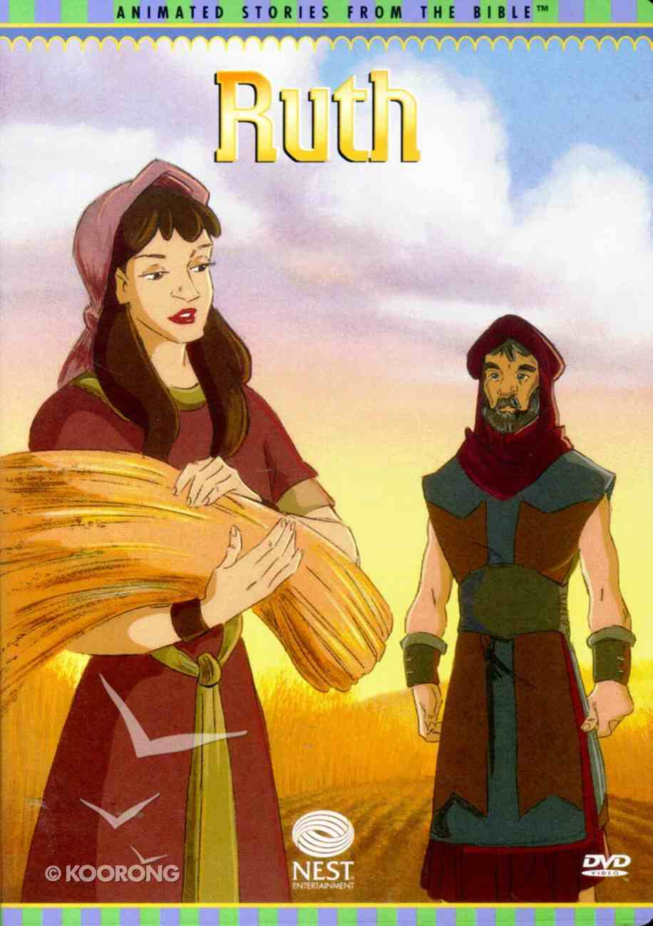Ruth (Animated Stories From The Ot Dvd Series) DVD