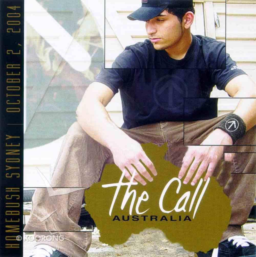 The Call Australia CD